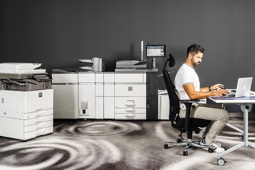 stampanti e scanner per uffici